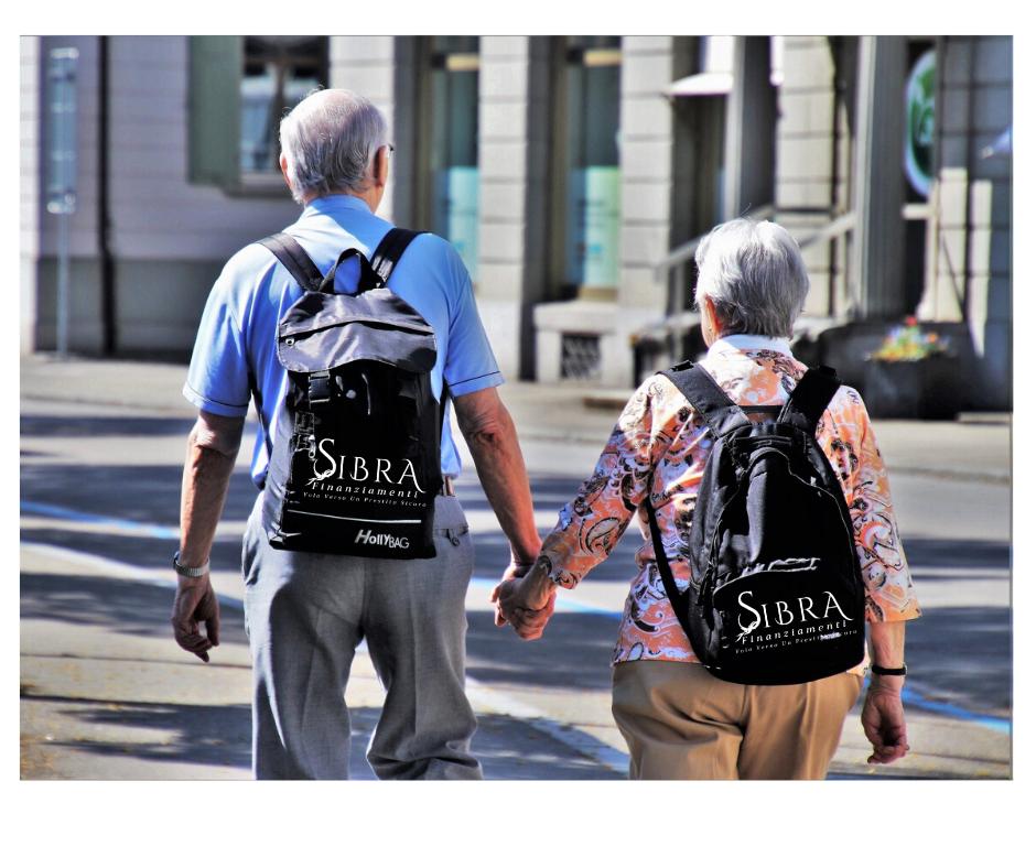 anche se pensionato ed in la con l'età puoi accedere ad un finanziamento anche superando gli 80 anni di età